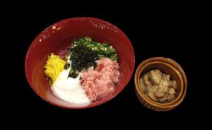 バクダン丼 1